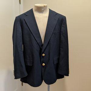 Vintage Ralph Lauren Navy Blazer